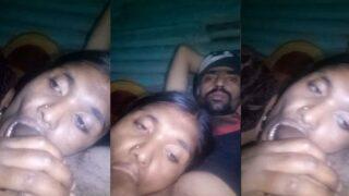 आदिवासी औरत की सेक्सी लंड चुसाई एमएमएस वीडियो