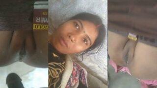 विलेज बिहारी भाभी की चिकनी चूत चुदाई एमएमएस